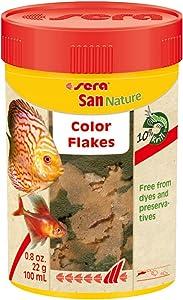 Sera 32241 San Natural Flake Food, 0.8 oz x 100ml