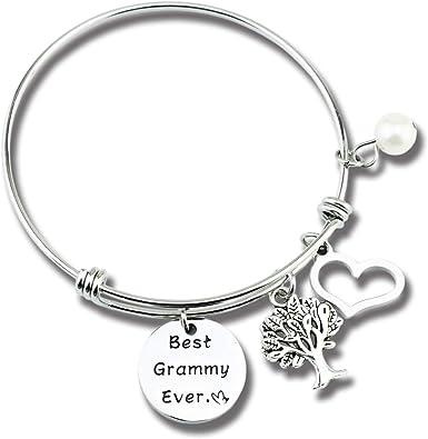 Kivosliviz Mimi Gift Jewelry Grammy Gifts for Women Mimi Birthday Gift Mimi Gifts for Mothers Day Grandma Bracelet