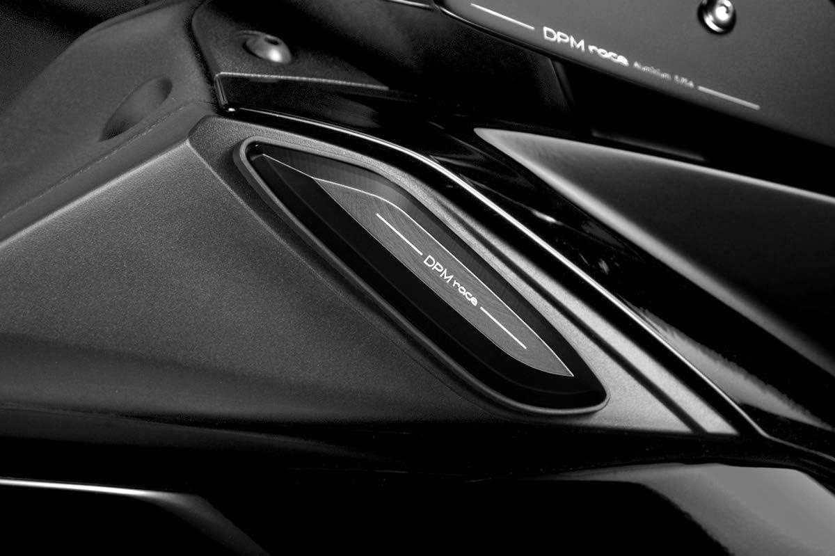 DPM Race Kit Spiegel Revenge CL TMAX 2017//19 - 100/% Made in Italy - E-Gepr/üft R-0838 R/ückspiegel Seitenspiegel Lenkerendenspiegel Motorradzubeh/ör De Pretto Moto Aluminium