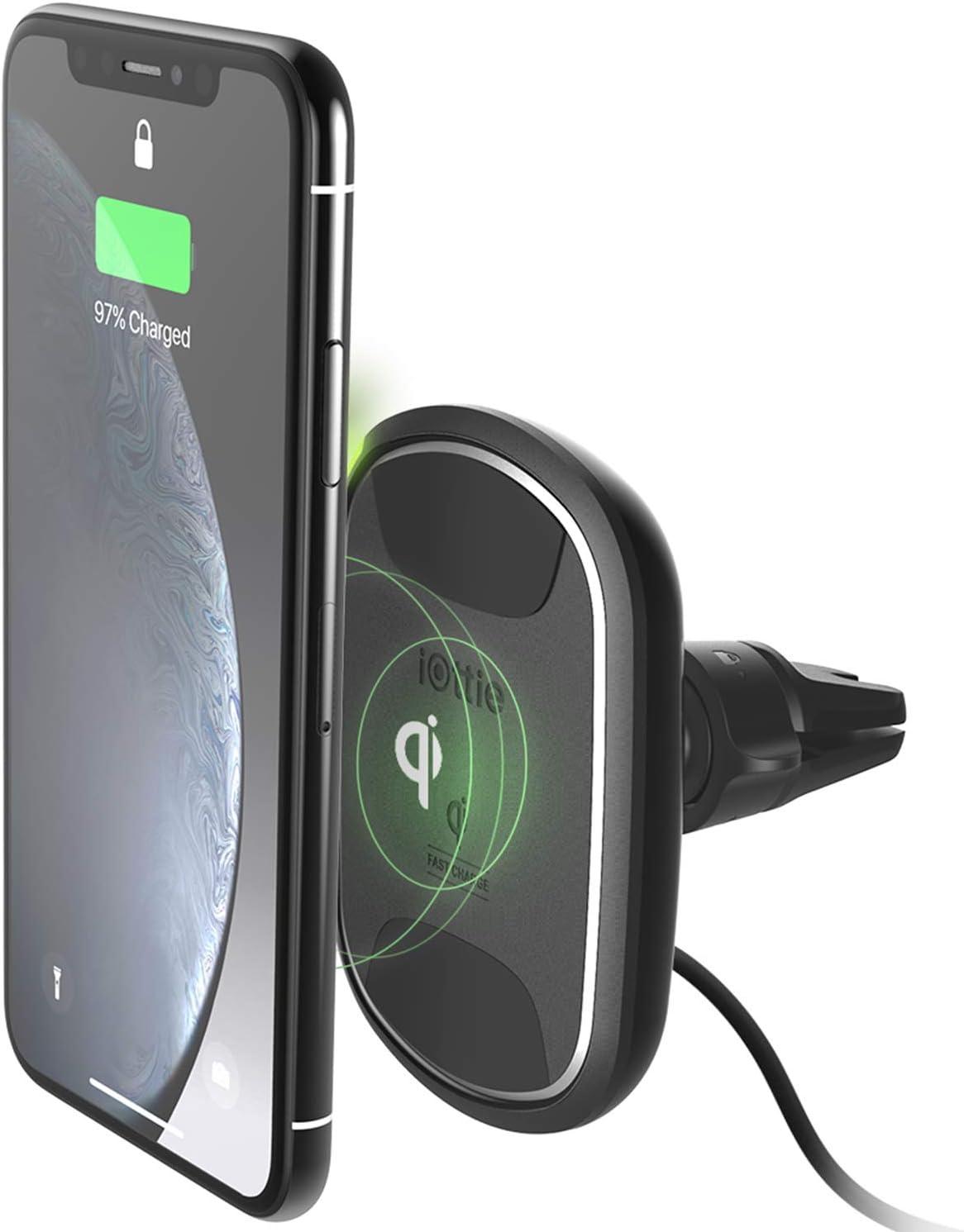 5. Best Wireless Charging Phone Mount: iOttie iTap 2