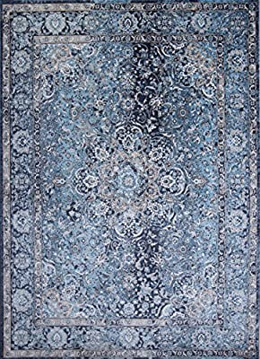 Home Dynamix Denim 1301 Indoor Area Rug