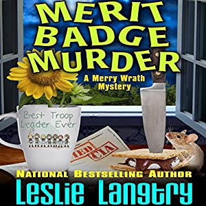 Merit Badge Murder Audiobook