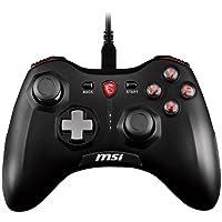 MSI Force GC20 Wired Gamepad, Black, (JS-MSI-GC20)