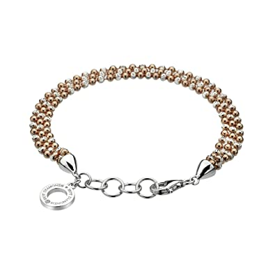 Hot Diamonds Garland Bead Bracelet YaSflMx
