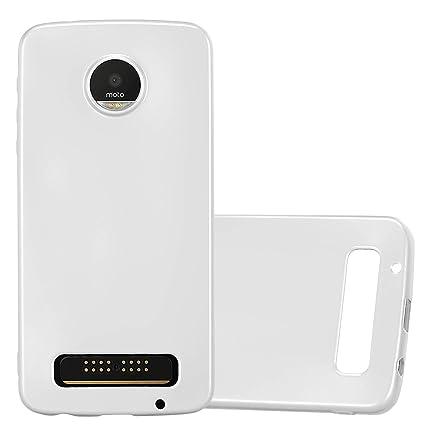 Amazon.com: Cadorabo - Carcasa de silicona y TPU para ...
