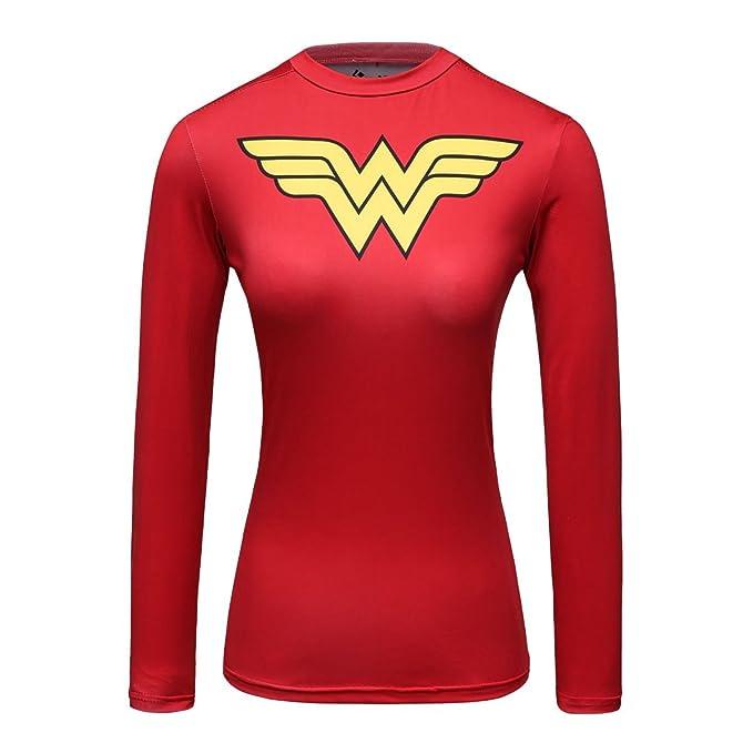 Cody Lundin Impresa Camiseta Super héroe Logo Manga Larga Mujer Camiseta Mujer Ropa Interior de la