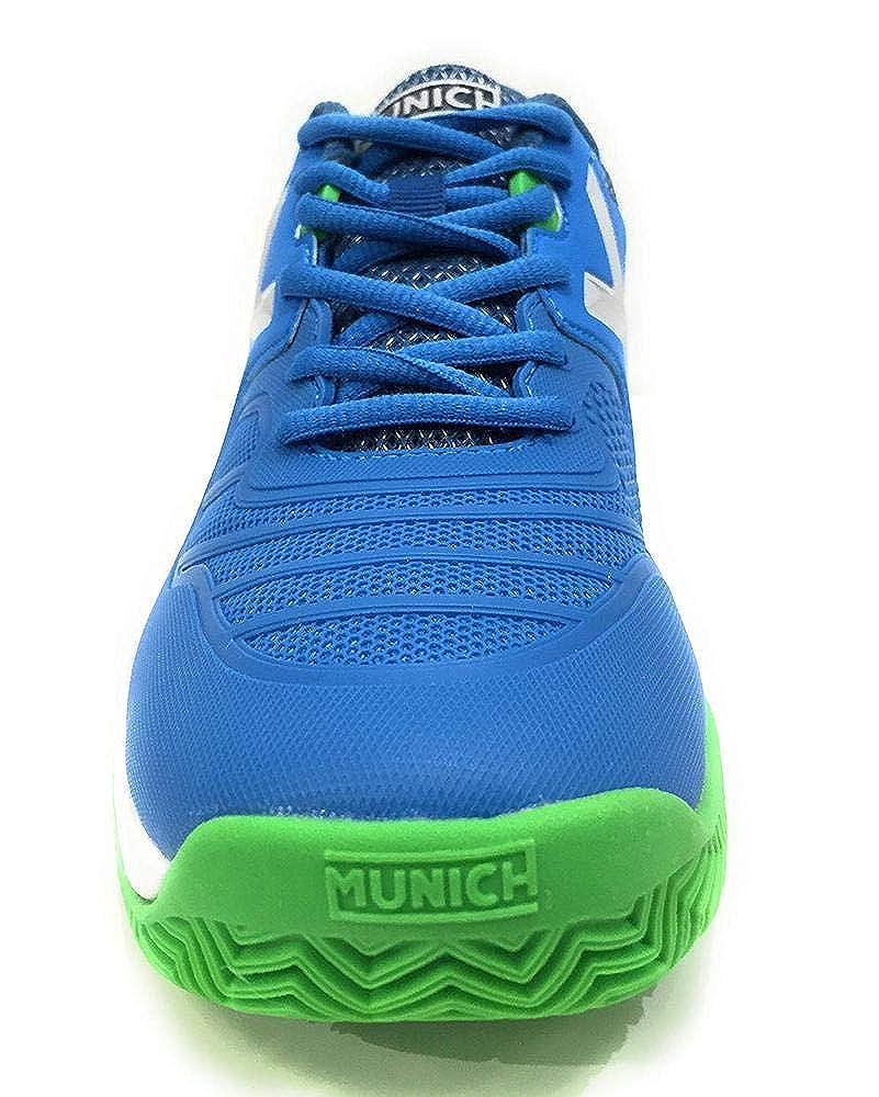 Munich Pad 2, Zapatillas de Deporte Unisex Adulto