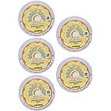 The Original Donut Shop Vanilla Cream Puff Coffee Single Serve Pod Capsules Box of 18 (5 Pack)