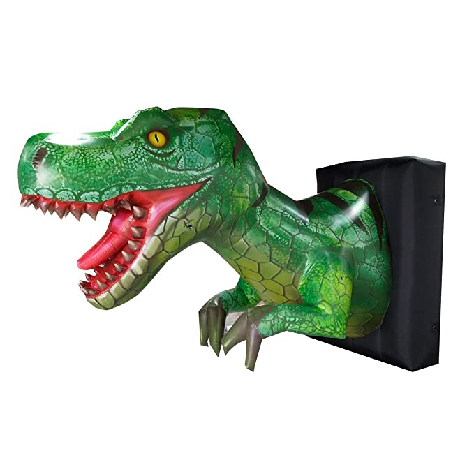Amazon.com: Dinosaurio hinchable de media longitud, diseño ...