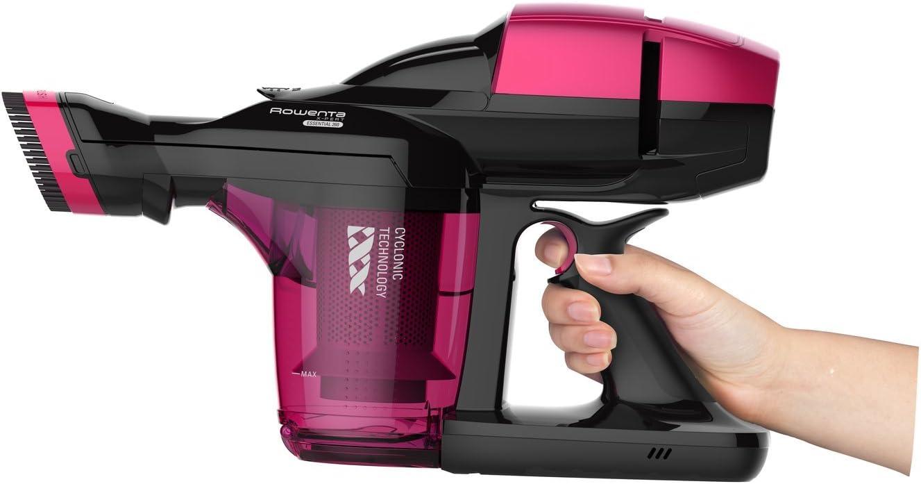 Rowenta X-pert Essential 260 RH7329 Aspiradora de Mano sin Cable ...