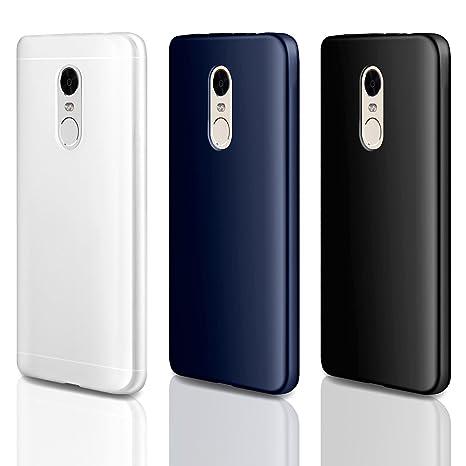 3x Funda Xiaomi Redmi Note 4X, ivencase Carcasa Redmi Note 4 ...
