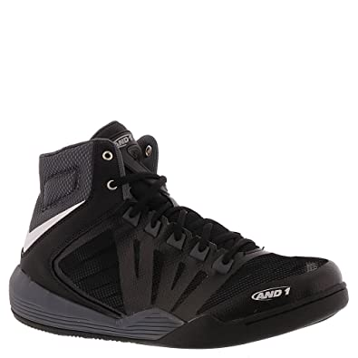 a9683bdcbec2b AND1 Kids Overdrive Lace Up Basketball Shoe Sneaker