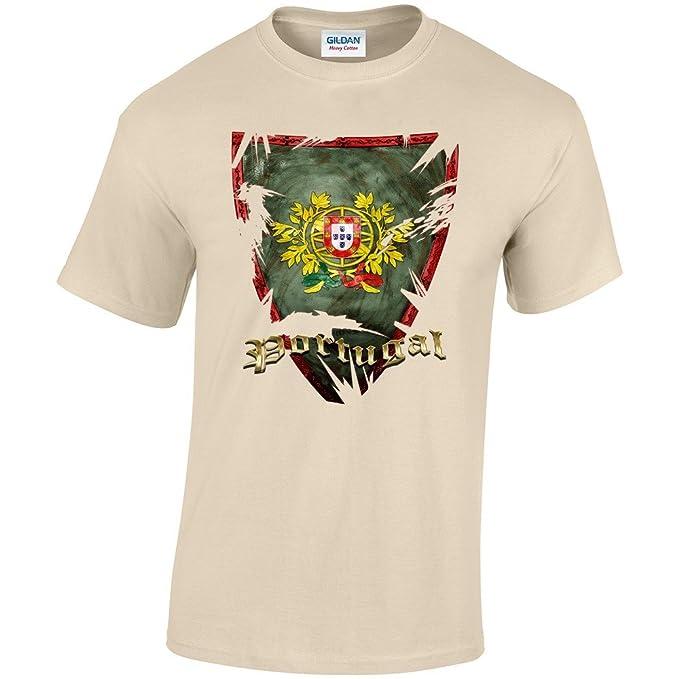 Escudo de colección 1, Gildan Heavy Arena – Camiseta de algodón para hombre Casual camiseta