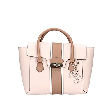 4b6bbb55bb Guess LA Hip Sac à Main Rose: Amazon.fr: Bagages