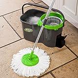 JML Whizz Microfibre Mop and Bucket