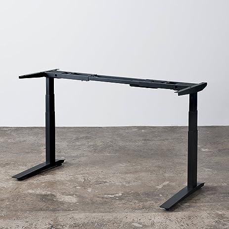 Amazoncom Jarvis Electric Adjustable Height Standing Desk Frame