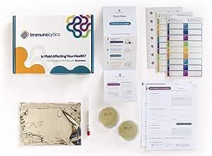 ImmunoLytics Mold Test Kit (1 Room/Plate)