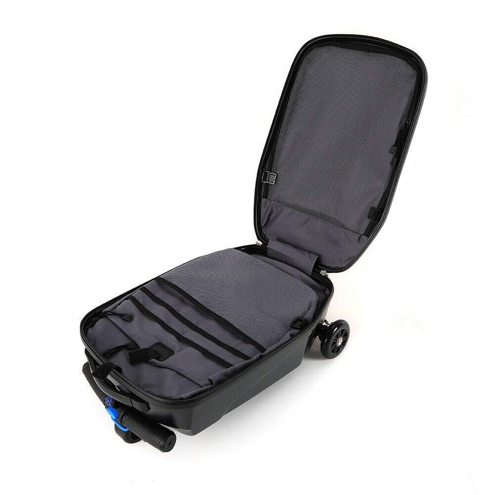 Amazon.com: Donsu - Maleta de viaje plegable con 3 ruedas ...