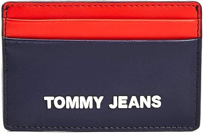 Tommy Jeans Tarjetero Holder Azul para Hombre