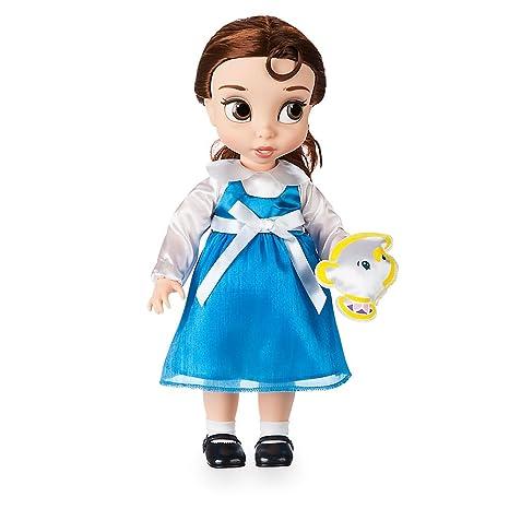 b9309a73da1 Amazon.com  Disney Animators  Collection Belle Doll - 16 inch  Toys   Games