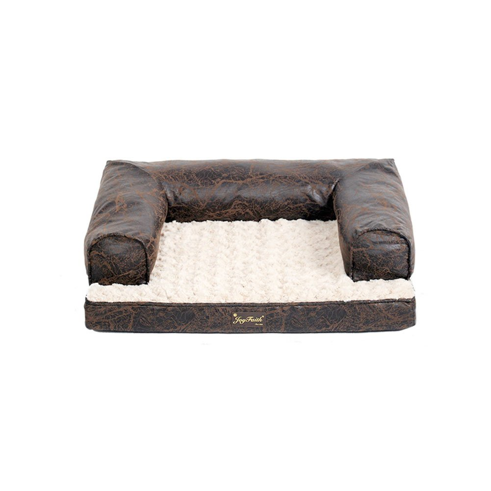 Black H.ZHOU Dogs and Cats Bed Liners & Mats Washable Kennel Pet Dog Bed Teddy Dog Ocean bluee (color   BLACK)