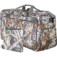 "Bago 27"" Duffle Bag for Men & Women - 80L Packable Travel Duffel Bags Lightweight Luggage"