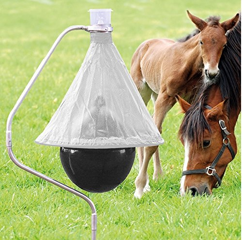 Piège à taons VOSS.farming Piège insectes piège mouche contrôle insectes paddock cheval chevaux taon taons