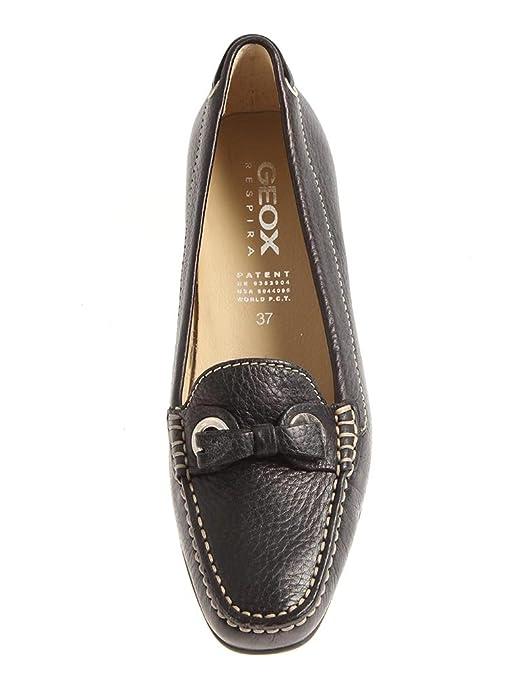 Geox Pumps D Jane A Lederpumps Damenschuhe Damen Schuhe