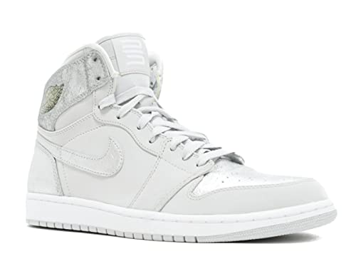 b7022a072df734 AIR JORDAN 1 RETRO HI SILVER  25TH ANNIVERSARY  - 396009-001 - SIZE ...