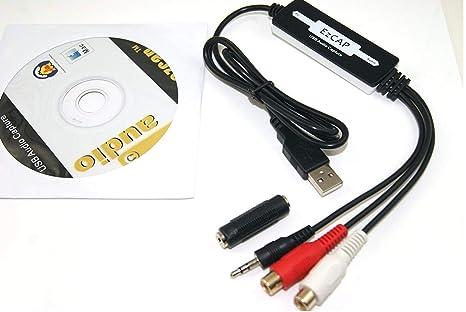 TOSSPER Cassette de Vinilo a CD / MP3 Converter - USB de Audio ...