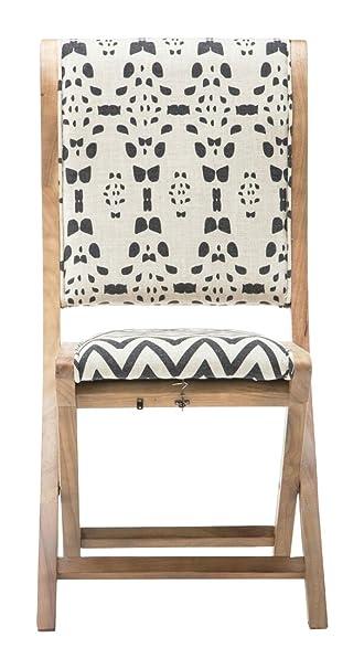 Amazon.com: boraam 85006 Misty plegable silla de comedor ...