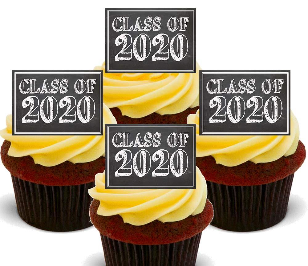 Decoración comestible para tarta de graduación, diseño en forma de ...