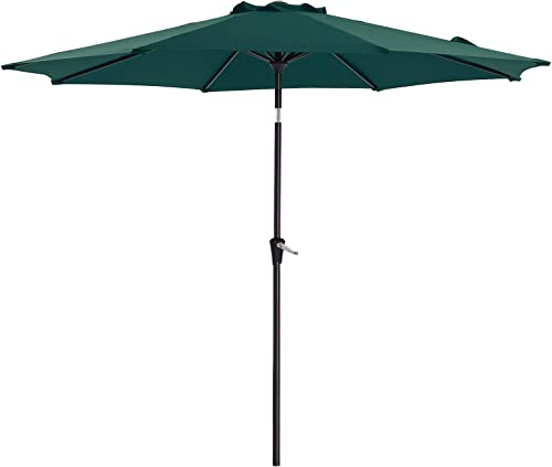 SONGMICS 9 ft Patio Umbrella