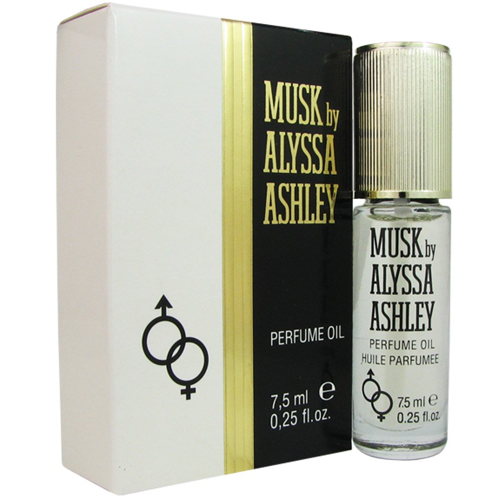 Alyssa Ashley Musk By Alyssa Ashley For Women. Perfume Oil 5ml 108751