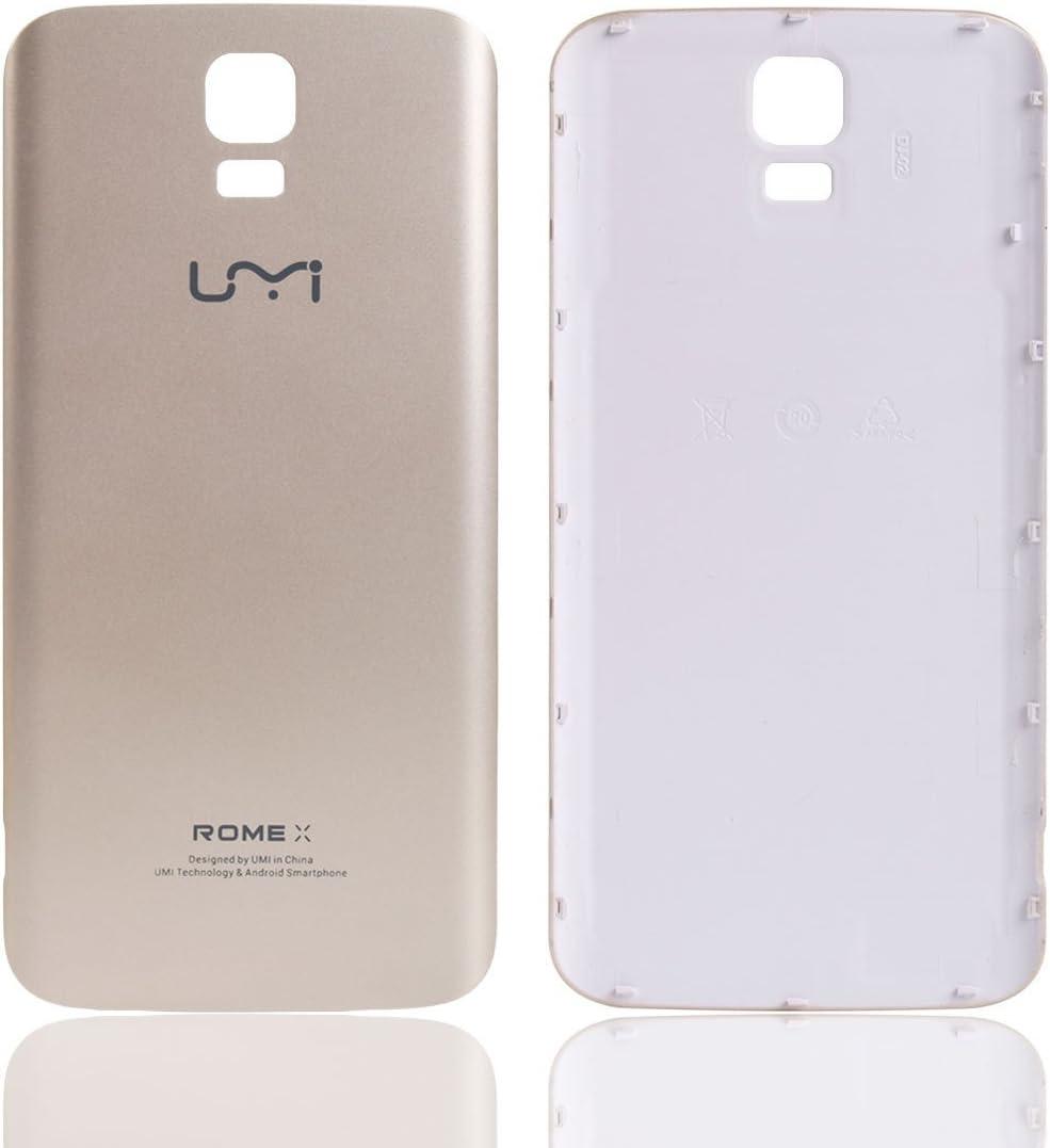 PREVOA ® Batería Reemplazo Funda Cover Case Protictive Carcasa para UMI ROME/ROME X Smartphone - (Oro): Amazon.es: Bricolaje y herramientas