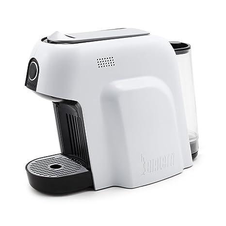 Bialetti Smart - Máquina para Café Espresso con cápsulas One Size Bianco