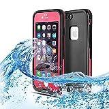 TNP iPhone 6s/6 Plus Waterproof Case (Pink) - Best Reviews Guide