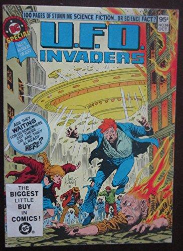U.F.O. Invaders (DC Special Blue Ribbon Digest, Vol. 2, No. 14)
