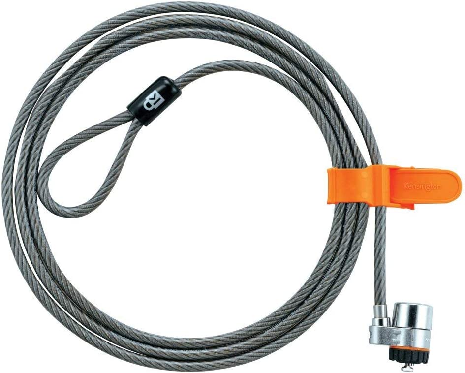 Kensington Microsaver Slim Security Cable Upgraded Version of Mircosaver