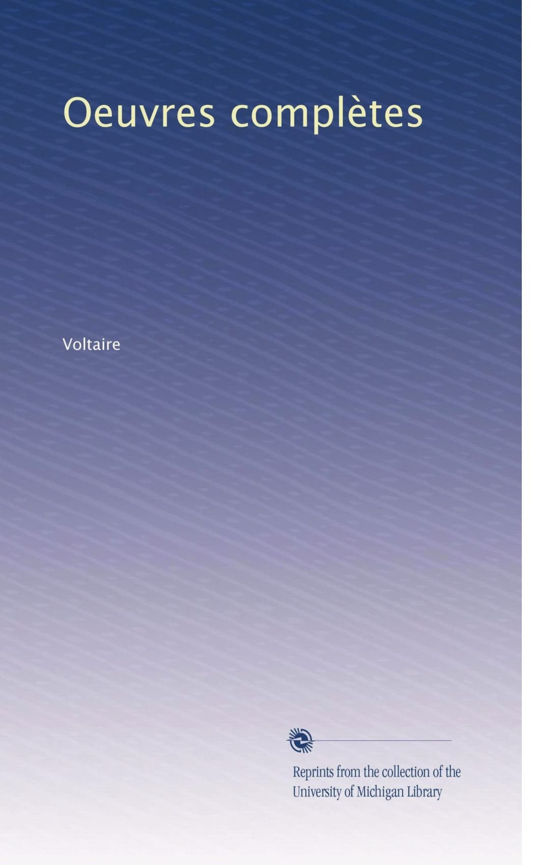 Download Oeuvres complètes (Volume 26) (French Edition) pdf epub