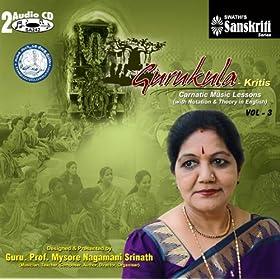 Amazon.com: Introducation On Kriti: Prof. Mysore Nagamani Srinath