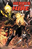 img - for Heroes for Hire by Abnett & Lanning: The Complete Collection book / textbook / text book