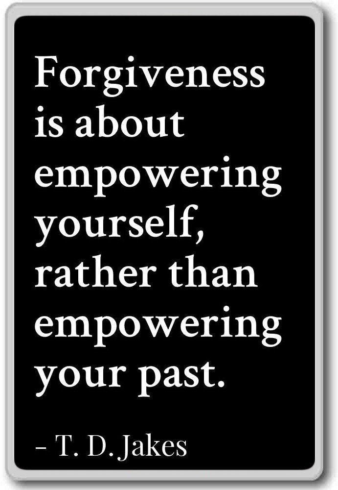 Amazon Forgiveness Is About Empowering Yourself Rathe T D