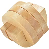 Childplaymate Kong Ming Luban Lock Kids Adult Wooden Intellectual Puzzle Brain Tease Toy