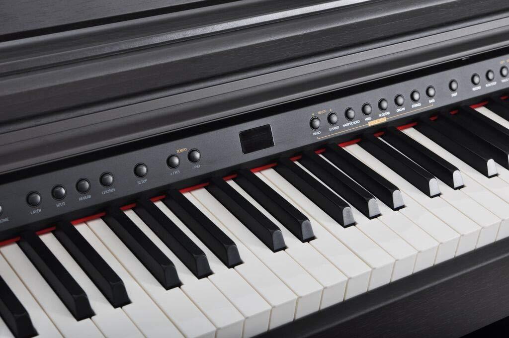 7d21e368e46 Amazon.com: Artesia DP-3 Plus Digital Home Upright Piano: Musical  Instruments