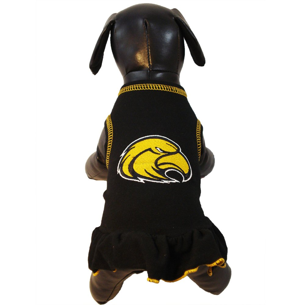 Team color Medium Team color Medium NCAA Southern Mississippi golden Eagles Cheerleader Dog Dress