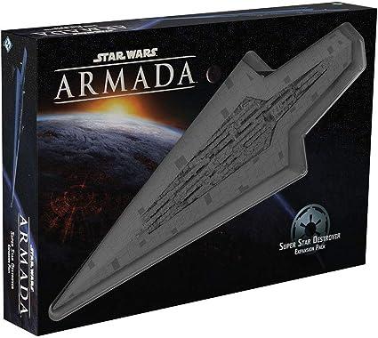 Star Wars Armada: Super Star Destroyer: Amazon.es: Juguetes y juegos