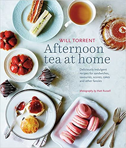 Afternoon tea at home deliciously indulgent recipes for sandwiches afternoon tea at home deliciously indulgent recipes for sandwiches savouries scones cakes and other fancies will torrent 9781849757027 amazon forumfinder Choice Image