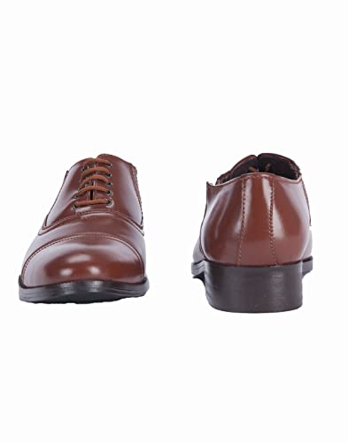fe9a58eaa0 Alden Shoes Women s Brown Leather Shoes - 7 UK  Buy Online at Low ...