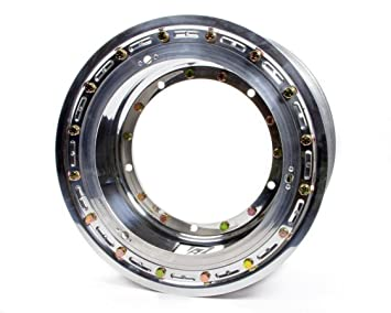 Amazon.com: Llavero de ruedas de aluminio, InC. DL1585BCBL ...